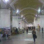 Kiev, 5th International Book Fair, 2015.