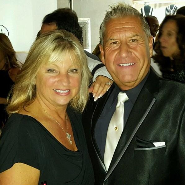 Carmine and Phyllis Visone