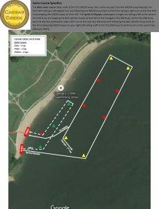 FIT Family Series: Caesar Creek State Park Swim Course