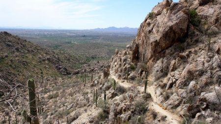 Catalina State Park-Romero Canyon Trail
