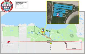 FIT Series - Maumee Bay bike course