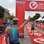 Challenge New Albany finish