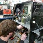 Schweißgeräte Reparatur