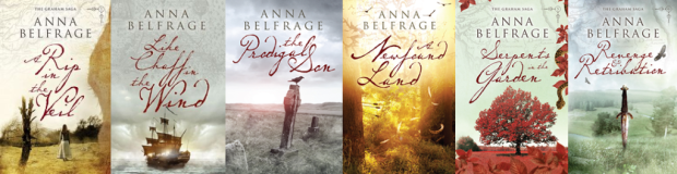 The Graham Saga Series