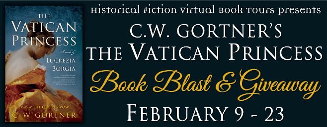 04_The Vatican Princess_Blog Tour Banner_FINAL