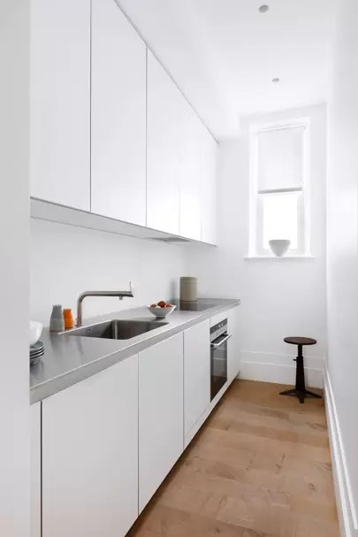 White Kitchen Ideas House Garden