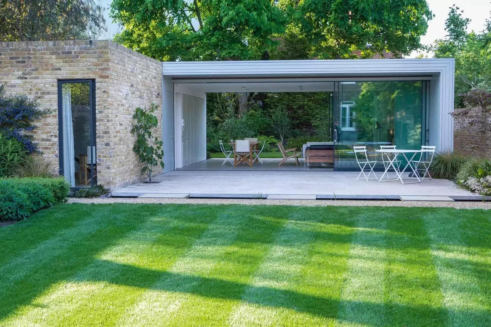 patio and decking ideas for gardens | house & garden