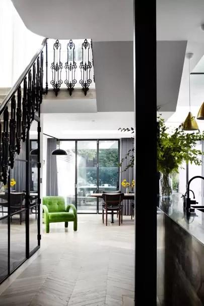 Suzy Hoodless London Townhouse Interiors Inspiration