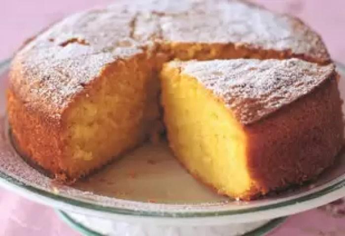 Vanilla Cake Recipe House Garden