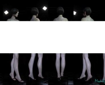 惡靈古堡6 裸體模組整合版