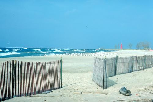 Gateway to the Beach Pere Marquette Park, Muskegon