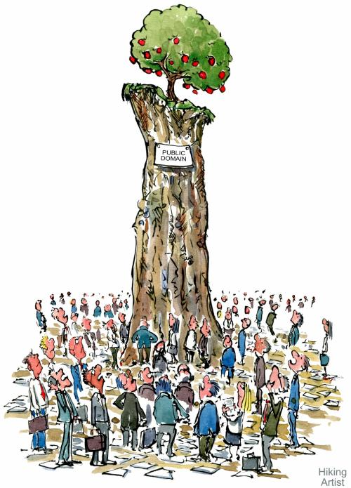 The Real Tragedy of the Commons, (cc by nc nd) by Frits Ahlefeldt, HikingArtist.com