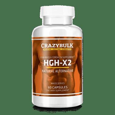#4 HGH X2