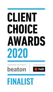 NAB Client Choice Awards 2020