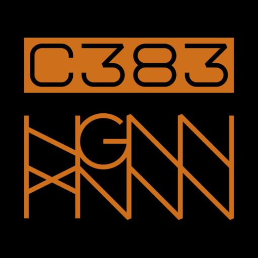 C383: FONTANA back logo black