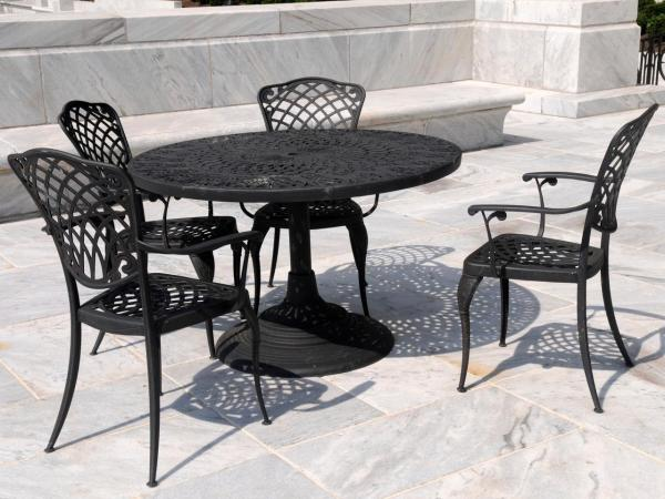 wrought iron patio furniture Wrought Iron Patio Furniture | HGTV