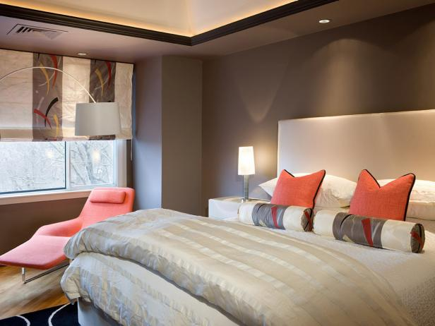 Modern Bedroom Colors: Pictures, Options & Ideas
