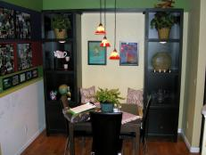 How To Build A Vertical Pull Out Cabinet HGTV