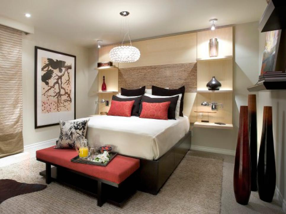 Stylish and Unique Headboard Ideas   HGTV Shop This Look