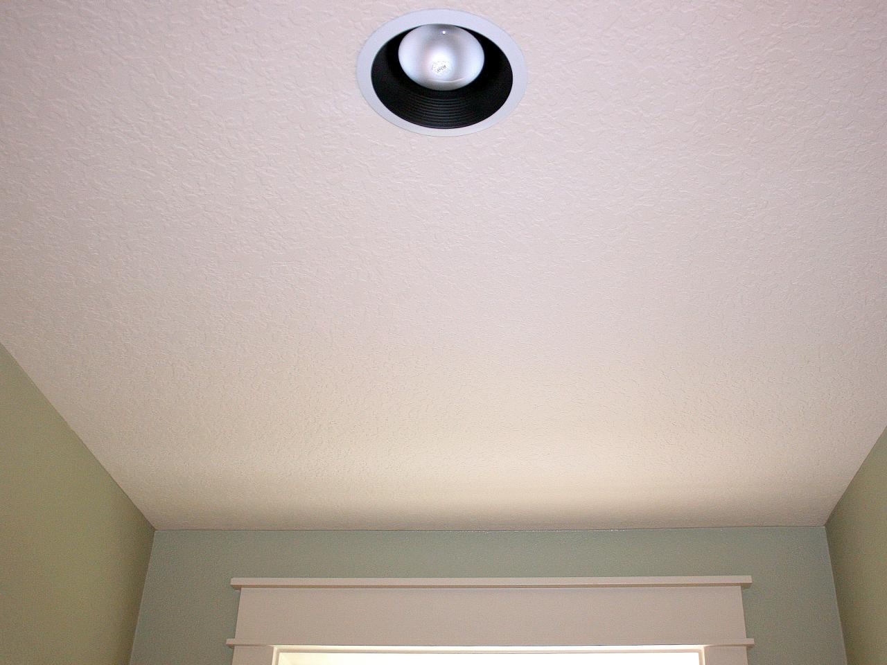 Recessed Conversion Lighting Pendant