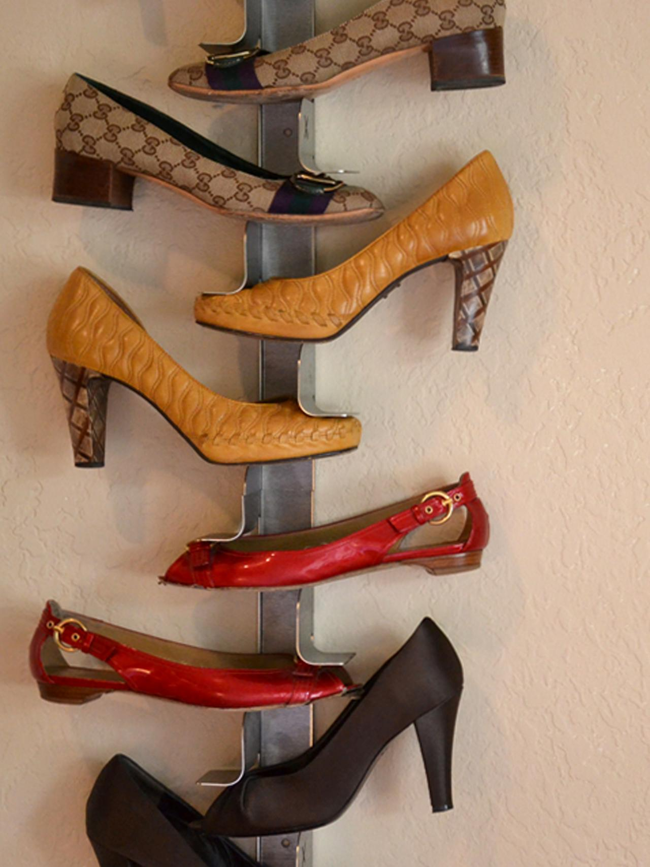25 Shoe Organizer Ideas Decorating And Design Ideas For