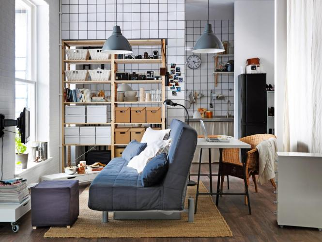 12 Design Ideas For Your Studio Apartment Hgtv S