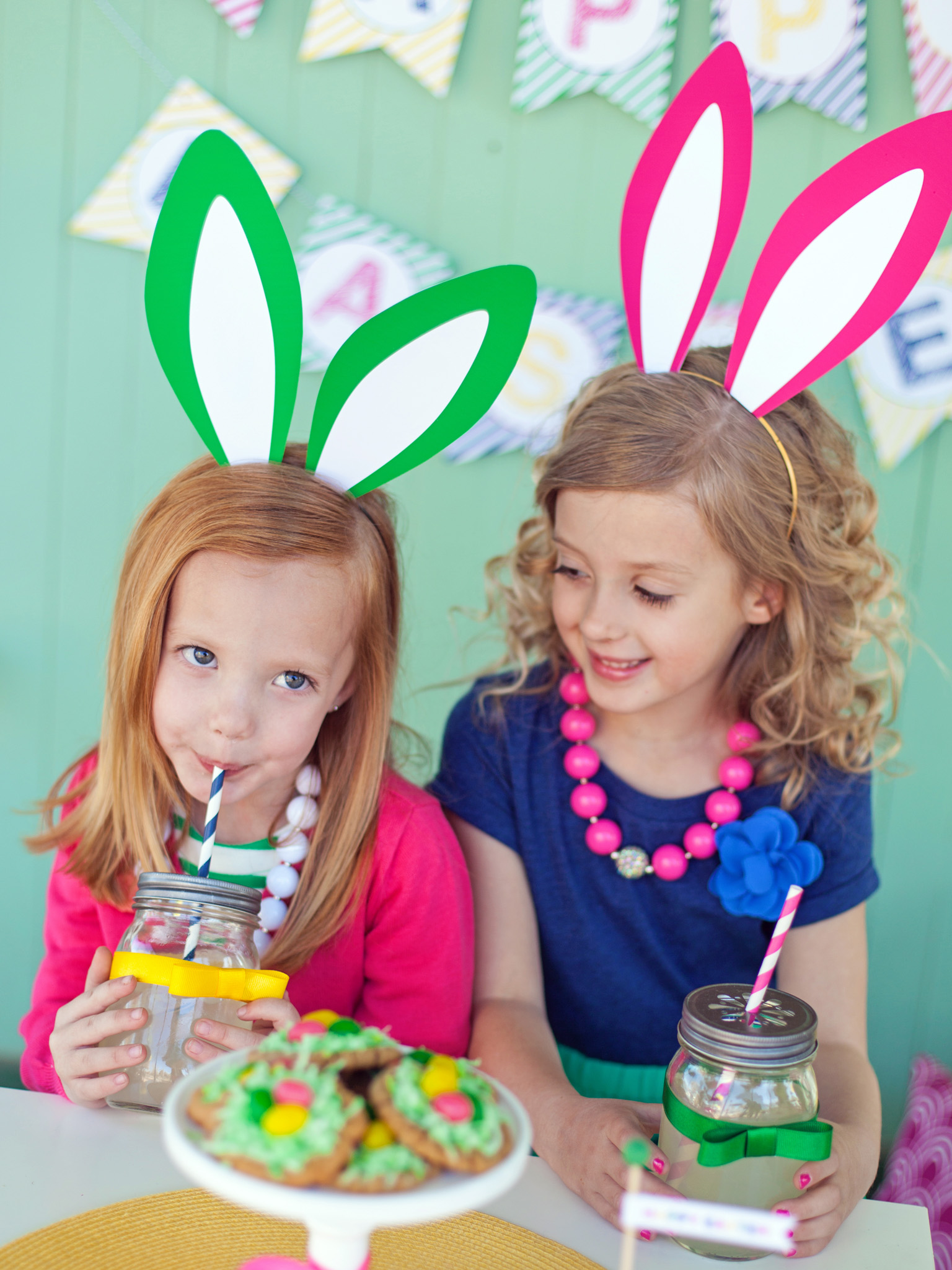 Printable Bunny Ears For Kids