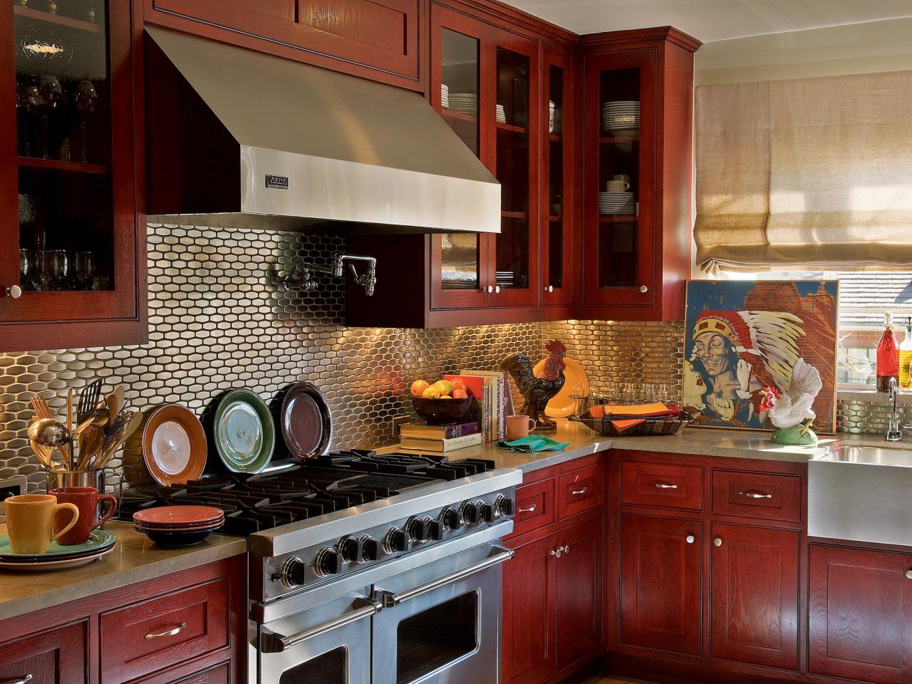 Kitchen Cabinet Paint Colors Pictures Amp Ideas From HGTV HGTV