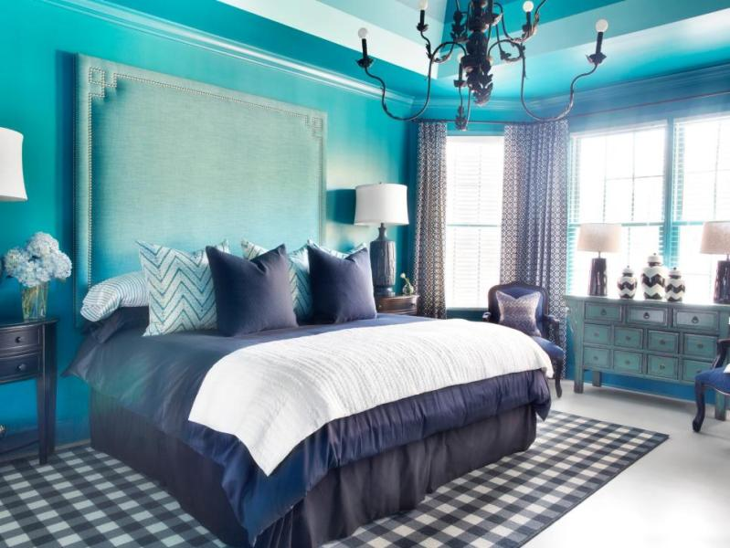 Traditional Master Bedroom With Masculine and Feminine Style   HGTV Shop This Look