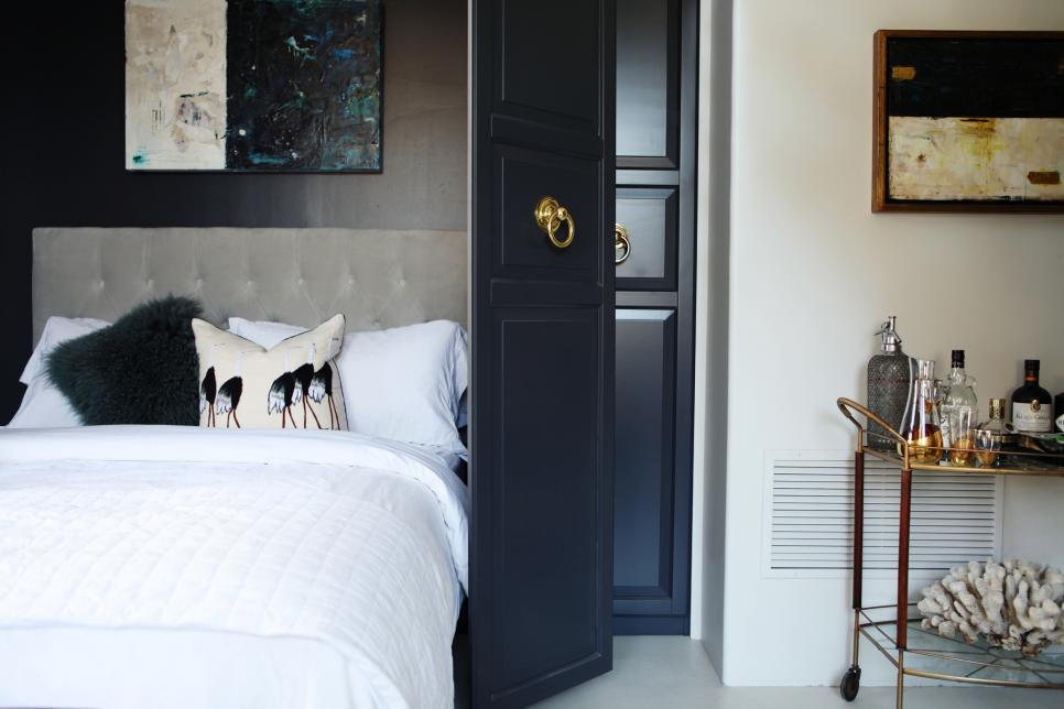 12 Ways To Fake A Bedroom Murphy Bed Designs HGTV