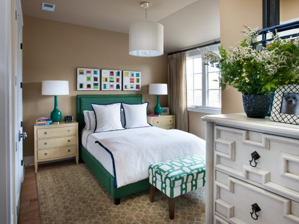 Guest Bedroom Pictures From HGTV Smart Home 2014 HGTV