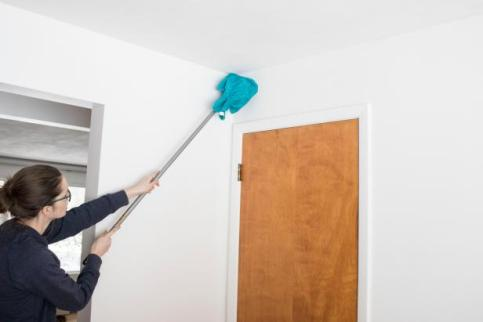 Image result for cleaning wall