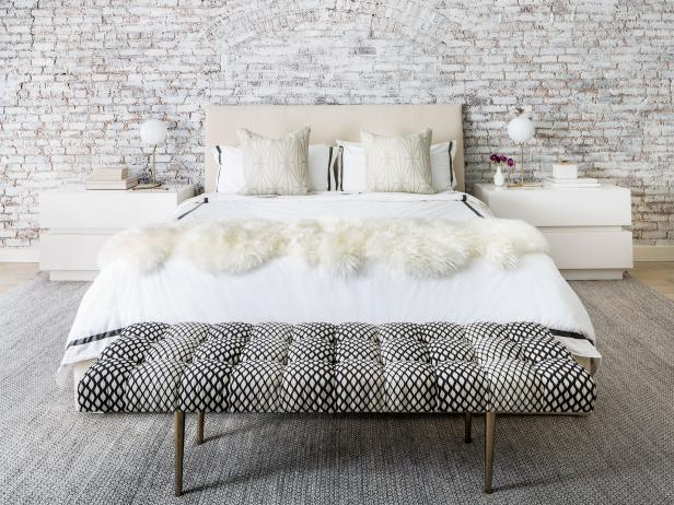 White Bedroom Design Ideas With Pictures Hgtv
