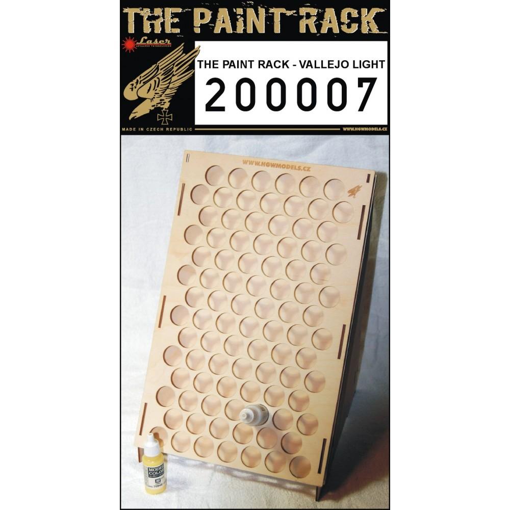 paint rack light vallejo citadel 200007