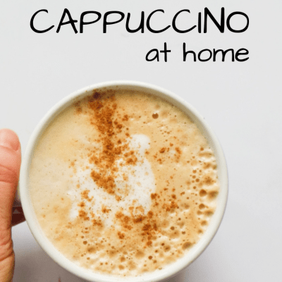 Cappuccino Recipe | How To Make Cappuccino At Home