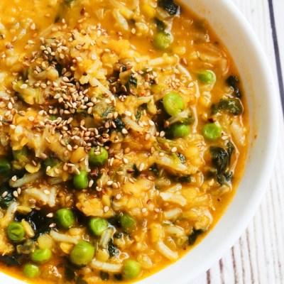 Lentil Curry Soup Recipe