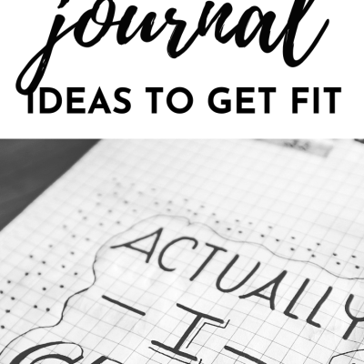 Bullet Journal Ideas To Get Fit