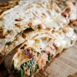 Spicy easy tuna quesadilla - quick and easy dinner you can make in 15 minutes!