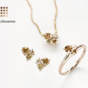 【イトイ千代田店】ブラウンダイヤモンドフェアを開催いたしました