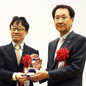 全日本ジュエリーショップ大賞表彰式・講演が行われました
