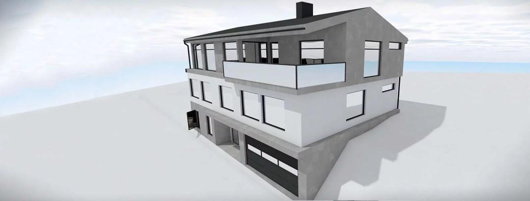 Ulike typer arkitekttjenester har ulike priser og dette kan variere med antall type tegninger og om man trenger alle eller bare en eller to.