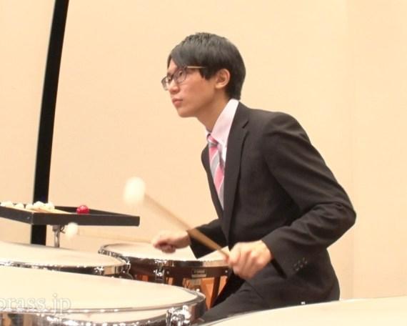 学生指揮者:阿部 航生(Kosei Abe)