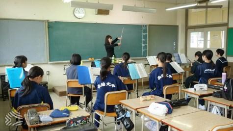 函館吹連「初心者講習会」に講師として参加