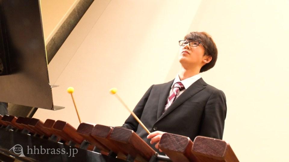 学生指揮者・上井大知(2019年度)
