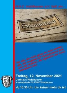 H.H.C.-Stammtisch @ Dorfhaus Waldhausen