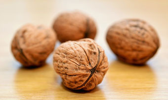 Walnuts for the girls