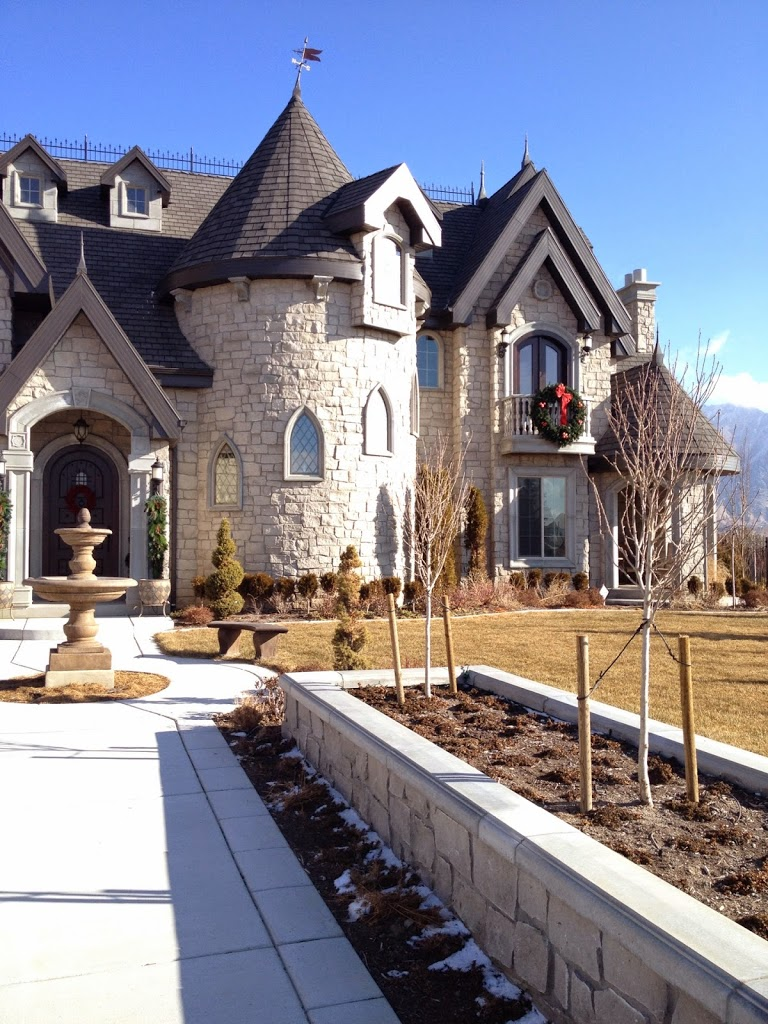 Stones For Castle Style Homes Hearth And Home Distributors Of Utah LLC