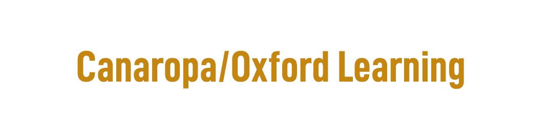 Canaropa/Oxford Learning