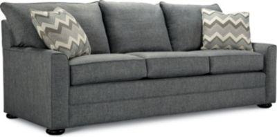 Simple Choices Large 3 Seat Sofa Living Room Furniture Thomasville Furniture