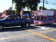 Parade July 2009 Float 01